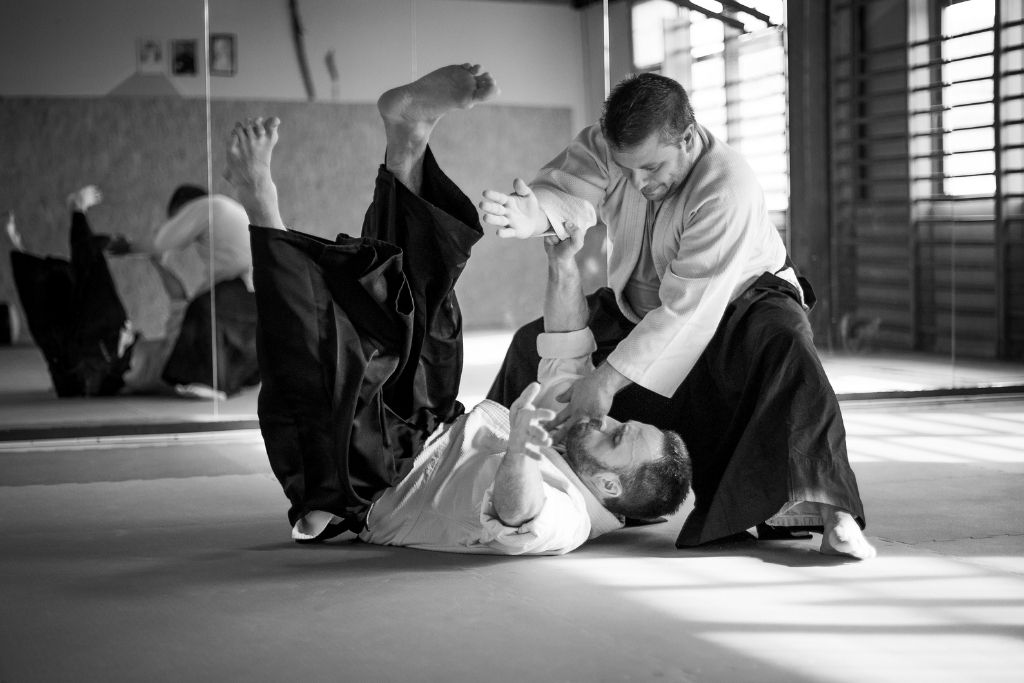Types of Japanese Martial Arts - Aikido