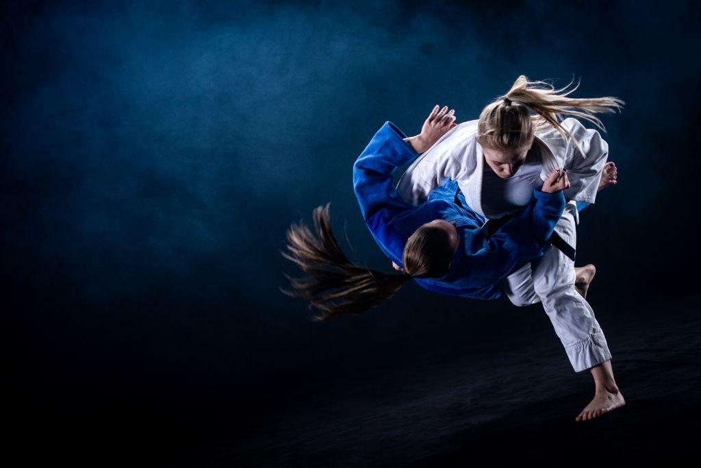 Types of Japanese Martial Arts - Judo
