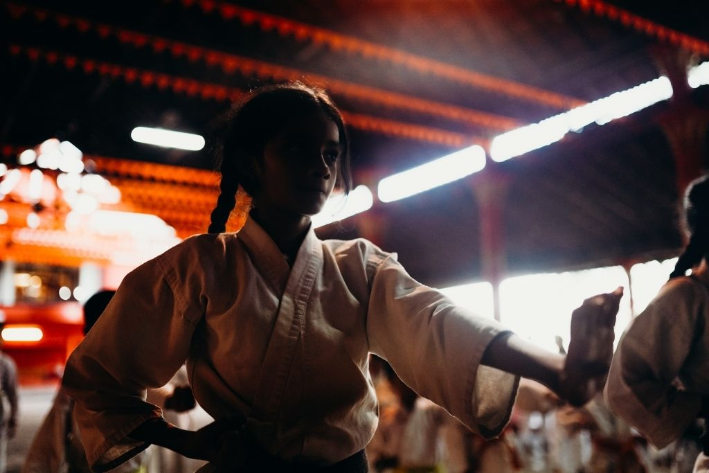 Types of Japanese Martial Arts - Karate