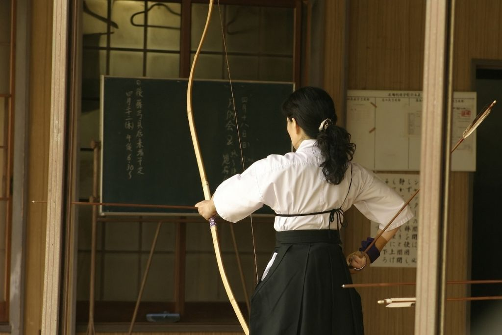 Types of Japanese Martial Arts