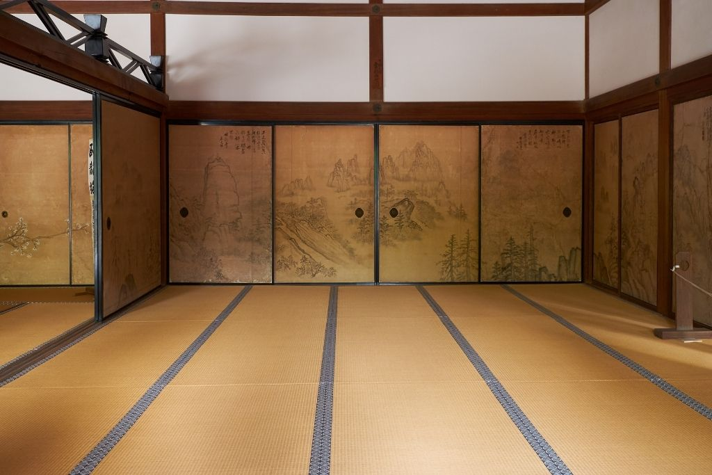 Fusuma - Classic Features of Japanese Homes