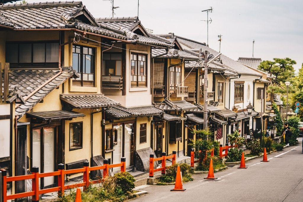 Classic Features of Japanese Houses